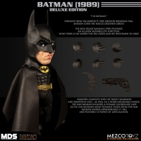 Фигурки Бэтмена - Фигурка Бэтмен (M.D.S. Figure Deluxe Batman 1989)