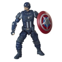 Фигурки Марвел Ледженс - Фигурка Капитан Америка (Captain America BAF Abomination)