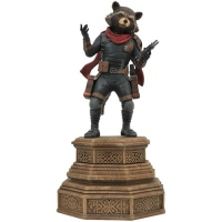 Фигурки Стражи Галактики - Фигурка Ракета (Marvel PVC Gallery Statue Rocket Raccoon)