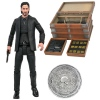 Фигурка Джон Уик (John Wick Deluxe Box Set)