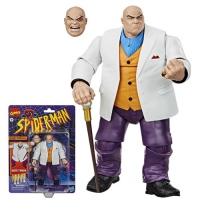 Фигурки Марвел Ледженс - Фигурка Кингпин (Marvel Legends Figure Kingpin)