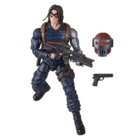 Фигурки Марвел Ледженс - Фигурка Зимний Солдат (Winter Soldier BAF Crimson Dynamo)
