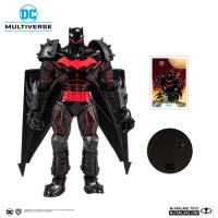 Фигурки Бэтмена - Фигурка Бэтмен (DC Multiverse Figure Batman Hellbat Suit)